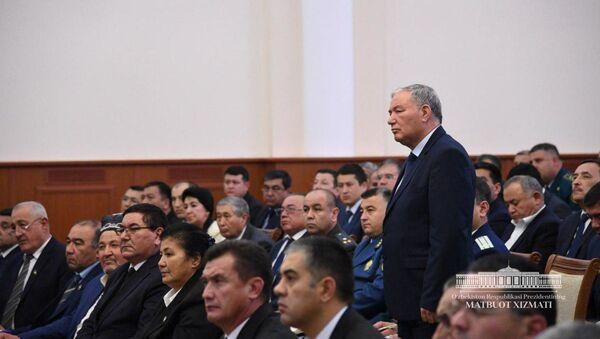 Xokim  Xorezmskoy oblasti Farxod Ermanov  - Sputnik Oʻzbekiston