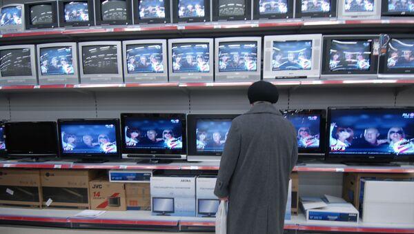 Торговля в магазинах в канун Нового года - Sputnik Узбекистан