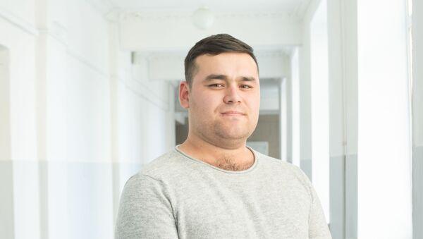Gʻiyosiddin Abdiqohhorov - aspirant YUUrGU - Sputnik Oʻzbekiston