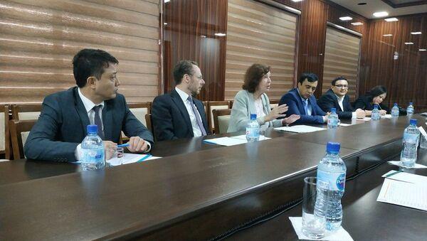 Встреча в МНО по вопросам обеспечения прав ребенка в системе образования - Sputnik Ўзбекистон
