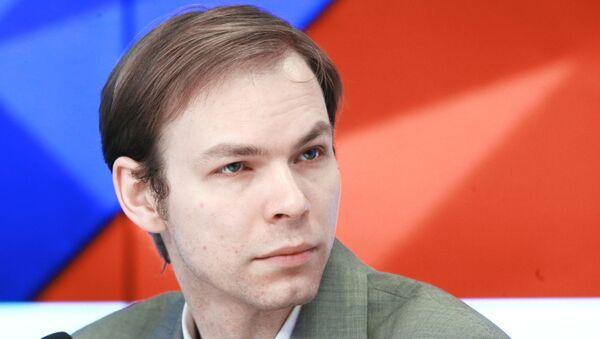 Павел Тимофеев - Sputnik Узбекистан