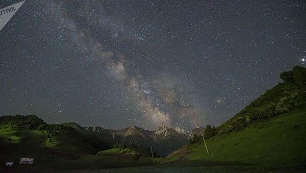 В середине декабря ожидается звездопад - Sputnik Узбекистан