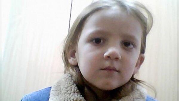 ГУВД ищет родителей потерянной девочки - Sputnik Ўзбекистон