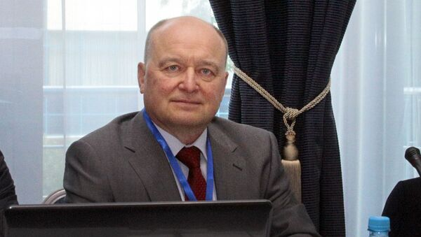 Сергей Виноградов - Sputnik Ўзбекистон