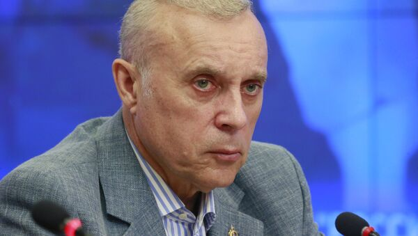 Prezident assotsiatsii veteranov podrazdeleniya Alfa Sergey Goncharov - Sputnik Oʻzbekiston