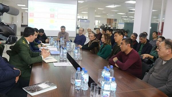 Пресс-тур в Ташкенте - Sputnik Ўзбекистон
