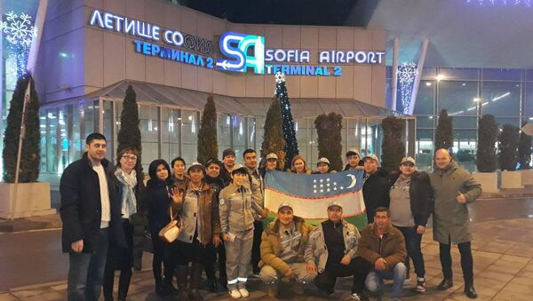 Узбекские трудовые мигранты в Болгарии - Sputnik Ўзбекистон