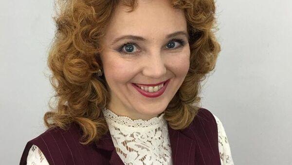 Семейный психолог Наталья Панфилова - Sputnik Узбекистан