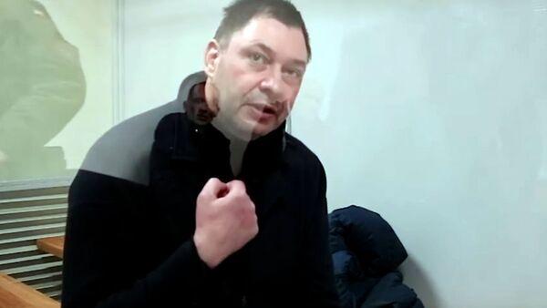 Вышинский о том, что ему инкриминируют - Sputnik Узбекистан
