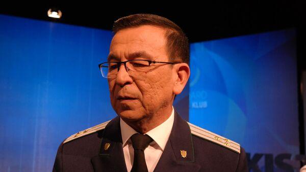 Zamestitel Genprokurora RUz Erkin Yuldashev - Sputnik Oʻzbekiston