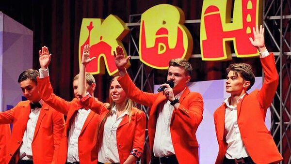 Ташкентская команда КВН International - Sputnik Ўзбекистон