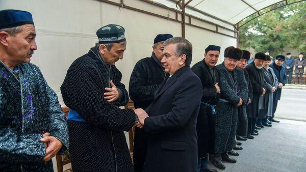 Shavkat Mirziyoyev vыrazil soboleznovaniya semye Madaminjona Xasanova - Sputnik Oʻzbekiston