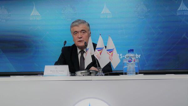 Ильхом Неъматов, первый заместитель министра иностранных дел - Sputnik Ўзбекистон