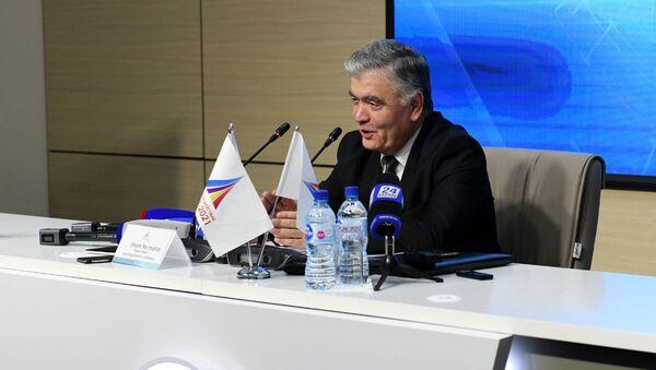 Ильхом Неъматов - первый заместитель министра иностранных дел - Sputnik Ўзбекистон