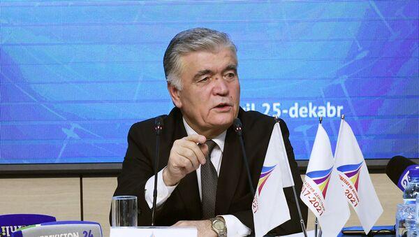 Ильхом Нематов - Первый заместитель министра иностранных дел - Sputnik Ўзбекистон
