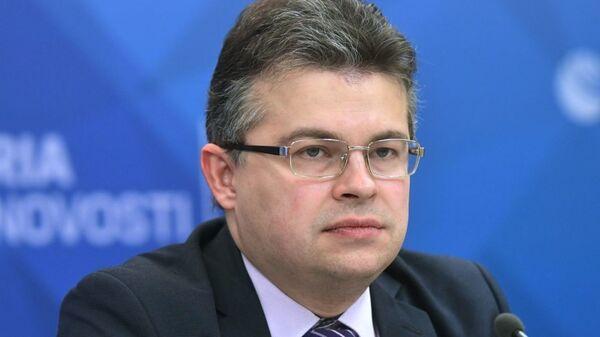 Директор по энергетическому направлению Института энергетики и финансов РФ Алексей Громов - Sputnik Узбекистан
