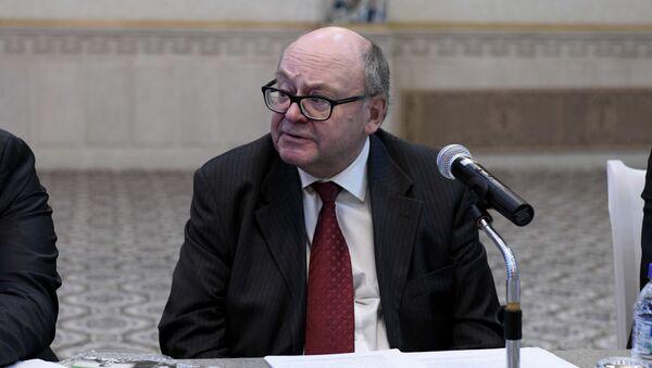 Посол России в Узбекистане Владимир Тюрденев - Sputnik Ўзбекистон