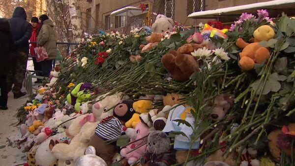 Как будто бомба взорвалась: жители Магнитогорска о моменте трагедии - Sputnik Узбекистан