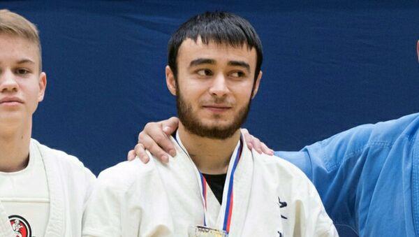 Alan Abdullayev - Sputnik Oʻzbekiston