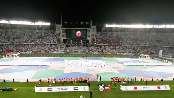 Tseremoniya otkrыtiya chempionata Azii po futbolu - Sputnik Oʻzbekiston