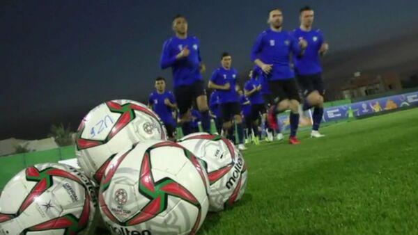 Trenirovka sbornoy Uzbekistana po futbolu - Sputnik Oʻzbekiston