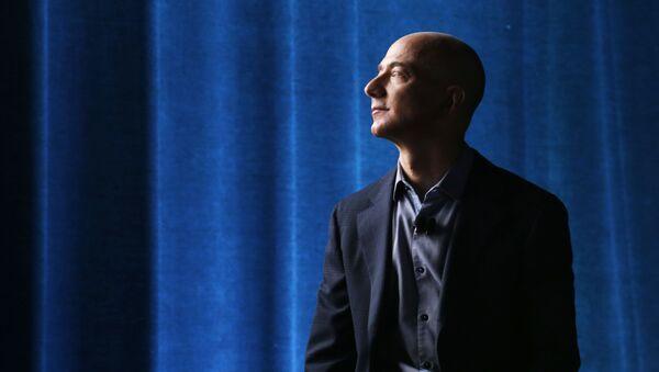 Генеральный директор Amazon Джефф Безос - Sputnik Узбекистан