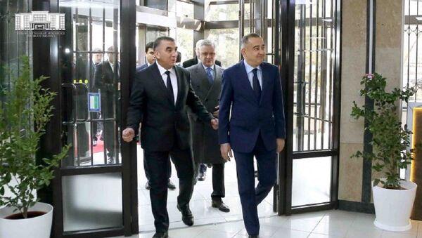 V Uzbekistane nachal rabotat Poytaxt bank - Sputnik Oʻzbekiston