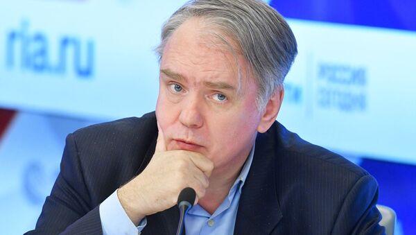 Генеральный директор Института региональных проблем Дмитрий Журавлев - Sputnik Узбекистан