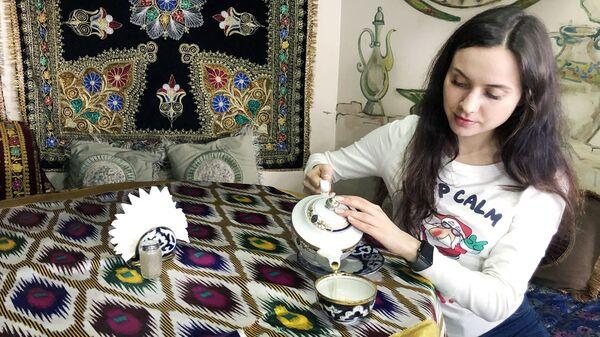 Nayti kafe v Uzbekistane, gde zavarivayut listovoy chay – bolshaya udacha - Sputnik Oʻzbekiston
