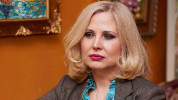 Психолог Анастасия Булгакова - Sputnik Узбекистан