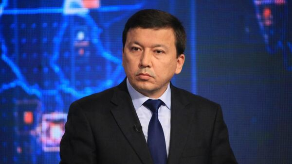 Dilshod Kenjayev, zamestitel ministra narodnogo obrazovaniya Respubliki Uzbekistan - Sputnik Oʻzbekiston