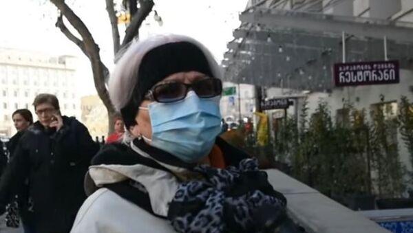 Грузию поразила вспышка свиного гриппа - Sputnik Узбекистан