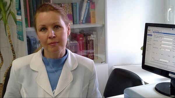 Kandidat meditsinskix nauk Natalya Denisova - Sputnik Oʻzbekiston