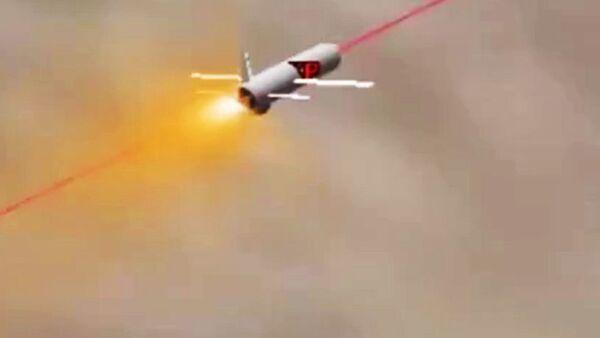 Upravlyayemaya raketa - Sputnik Oʻzbekiston