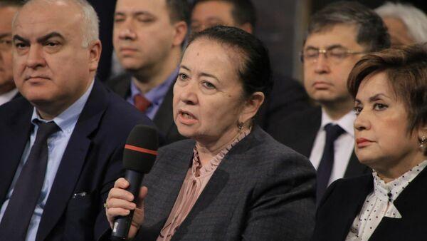 Баситханова Эльмира - Sputnik Узбекистан