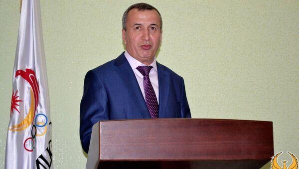 Nurxon Nafasov - Sputnik Oʻzbekiston