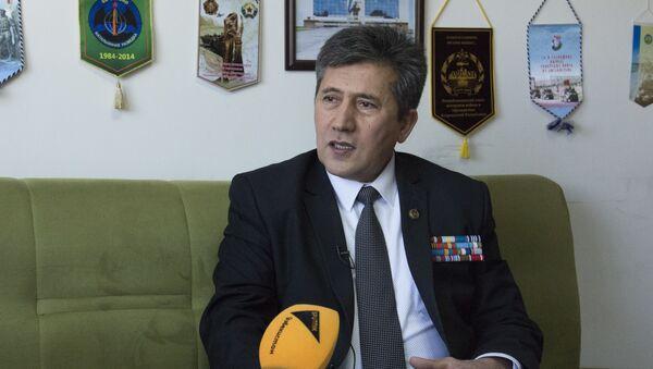 Председатель объединения VETERAN Талъат Мурадов - Sputnik Ўзбекистон