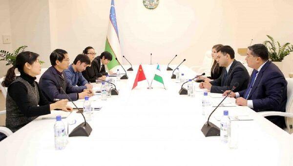 Китай планирует открыть в Ташкенте многопрофильный университет - Sputnik Узбекистан