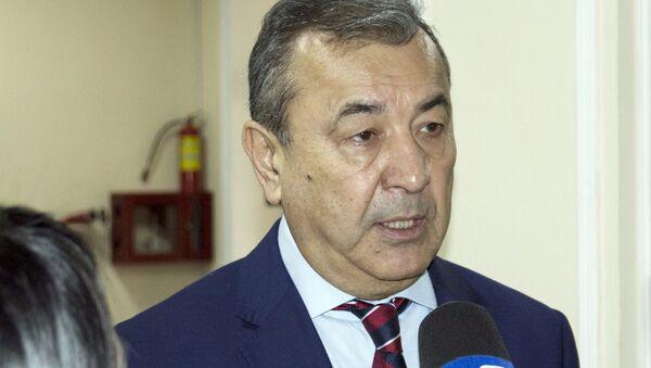 Садык Сафаев - Sputnik Узбекистан