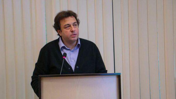 Директор Центра миграционных исследований, ведущий научный сотрудник ИНП РАН Дмитрий Полетаев - Sputnik Ўзбекистон