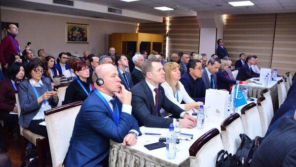 Seminar MAGATE v Tashkkente - Sputnik Oʻzbekiston