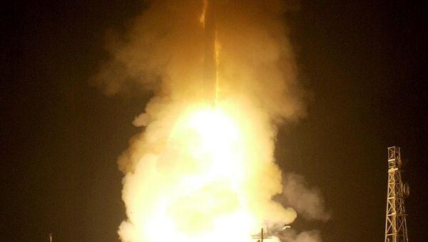 Запуск ракеты Minuteman III - Sputnik Ўзбекистон