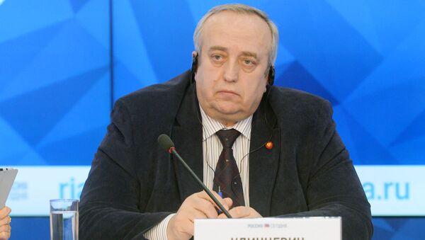 Франц Клинцевич - Sputnik Ўзбекистон