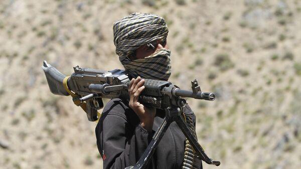 Боевик движения Талибан - Sputnik Узбекистан