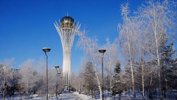 Монумент Астана-Байтерек - Sputnik Узбекистан