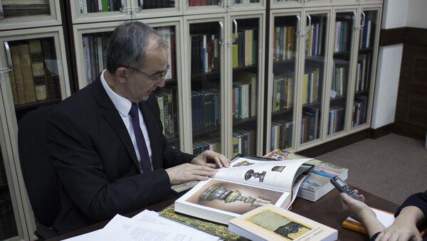 Вице-президент Академии наук Узбекистана Бахром Абдухалимов - Sputnik Узбекистан