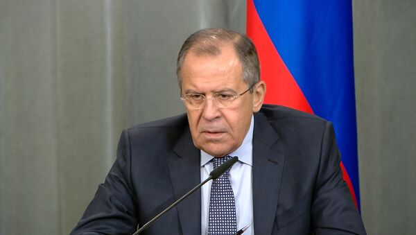 Lavrov - A321 samolyotiga uyushtirilgan hujumni - Rossiyaga uyushtirilgan hujum dedi - Sputnik Oʻzbekiston