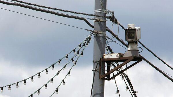 Камера слежения - Sputnik Узбекистан