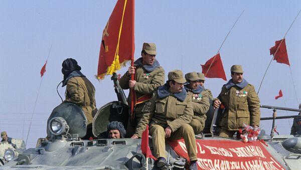 Вывод ограниченного контингента советских войск из Афганистана - Sputnik Ўзбекистон