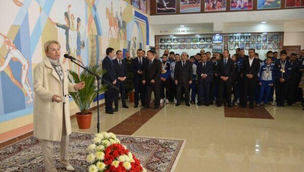 В Самарканд готовится к открытию филиал Российского Института Физической культуры - Sputnik Ўзбекистон